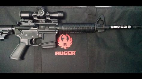 Ruger-Question How To Field Strip A Ruger Ar 556.