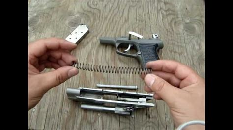 Ruger-Question How To Field Strip A Ruger P90.