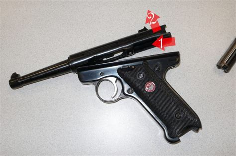 Ruger-Question How To Field Strip A Ruger P94dc.