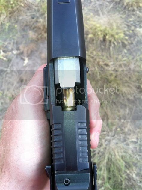 Ruger-Question How To Fix Ruger P95 Jamming Problem