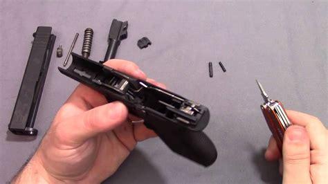 Gunkeyword How To Fully Disassemble A Glock.