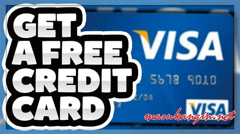 Fake Credit Card Minecraft How To Get Free Visa Credit Card Numbers That Work 2018