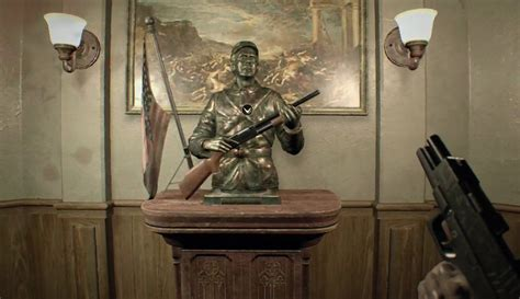 Shotgun-Question How To Get Shotgun Resident Evil 7.