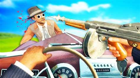 Tommy-Gun How To Get The Tommy Gun In La Noire.