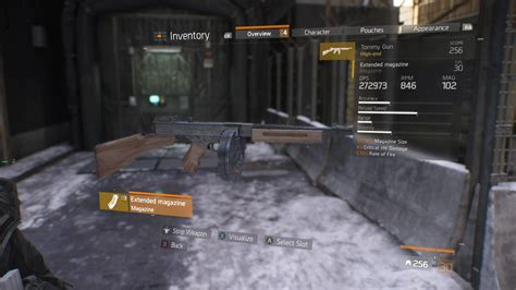 Tommy-Gun How To Get The Tommy Gun In The Division.