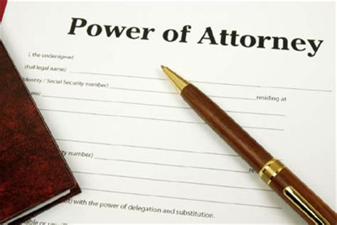 Connecticut Lawyer Notary How To Handle A Notarization Involving An Attorney In Fact