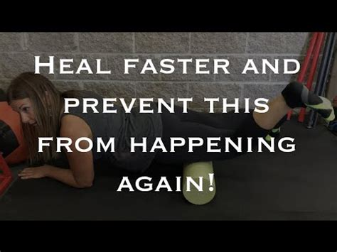 how to heal a hip flexor injury fast times at