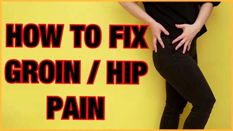 how to heal a hip flexor strain fasting before blood test
