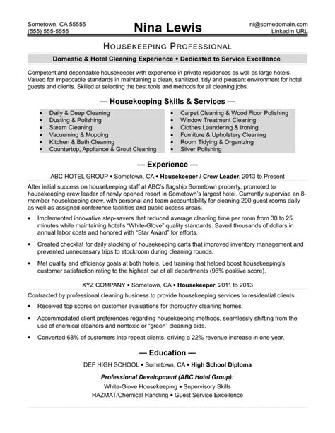 best resume for a cleaning job contemporary simple resume office