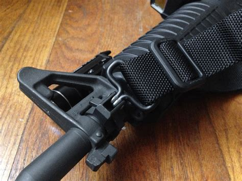 Magpul-Question How To Install Magpul Ms1 Sling.