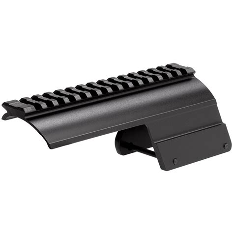 Shotgun-Question How To Install Remington Shotgun Scope Mount.