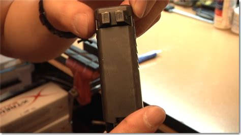 Glock-Question How To Install Warren Glock Sights.