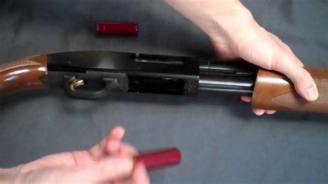 Shotgun-Question How To Load A Mossburg Shotgun.