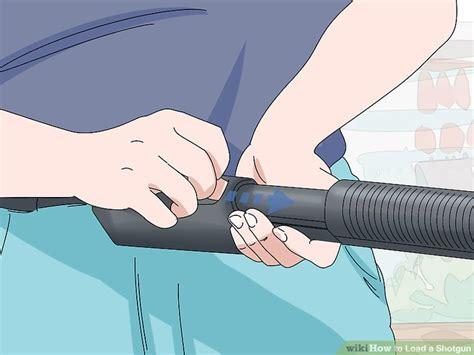 Shotgun-Question How To Load A Shotgun Wiki How.