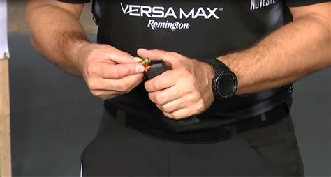 Glock-Question How To Load Bullets In A Glock Magazine.