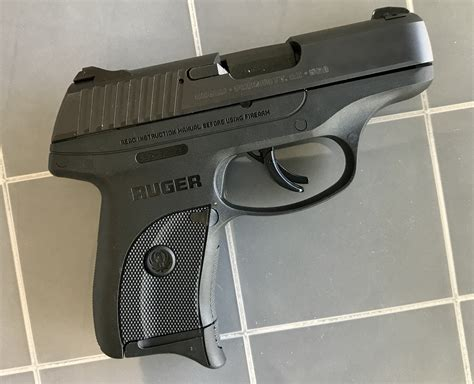 Ruger-Question How To Load Ruger Lc9s.