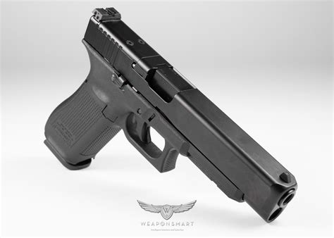 Glock-Question How To Lock A Glock 34.