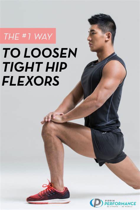 how to loosen hip flexor muscles iliopsoas bursitis
