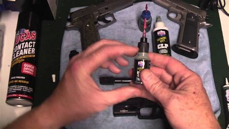 Sig-P320-Question How To Lube A Sig P320.