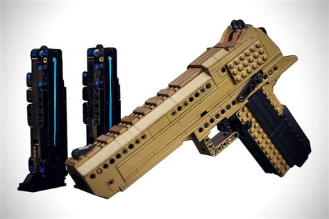 Desert-Eagle How To Make A Desert Eagle Out Of Legos.