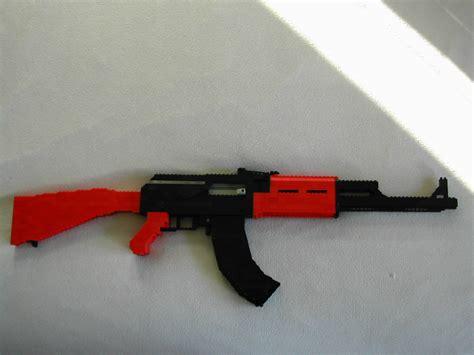 Ak-47-Question How To Make A Lego Ak 47 Gun.