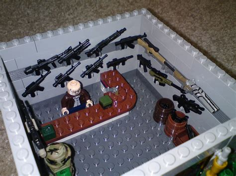 Gun-Store-Question How To Make A Lego Gun Store.