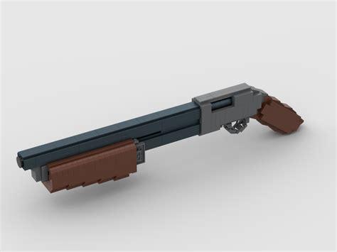 Shotgun-Question How To Make A Lego Tf2 Shotgun.