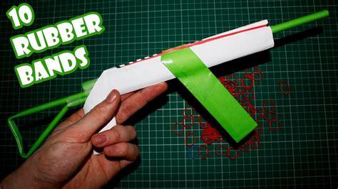 Ak-47-Question How To Make A Paper Ak 47 Gun That Shoots.
