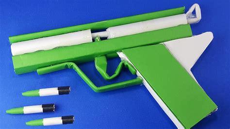 Gun How To Make A Paper Gun.