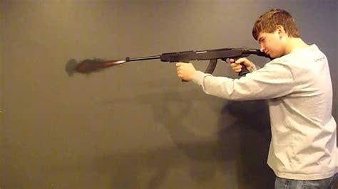 Ruger-Question How To Make A Ruger 10 22 Full Auto.