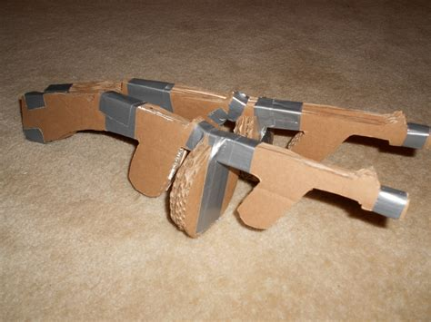 Gunkeyword How To Make A Tommy Gun.