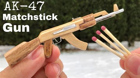 Gun-Shop How To Make Ak 47 At Home.