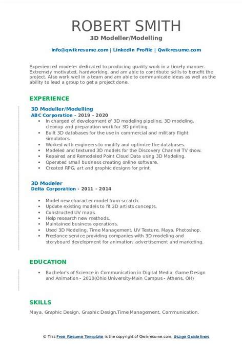 How To Resume Prepare Modeling Resumes How To Prepare A Modeling Resume