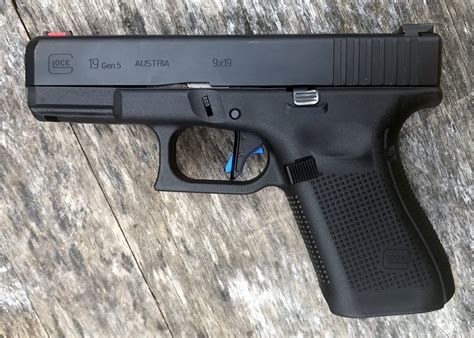 Glock-Question How To Modify Glock Trigger.