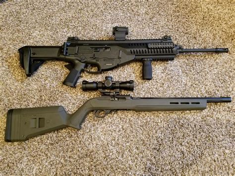 Ruger-Question How To Modify Ruger 10 22.