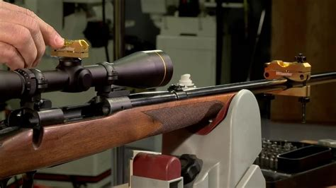 Rifle-Scopes How To Mount A Rifle Scope Correctly.
