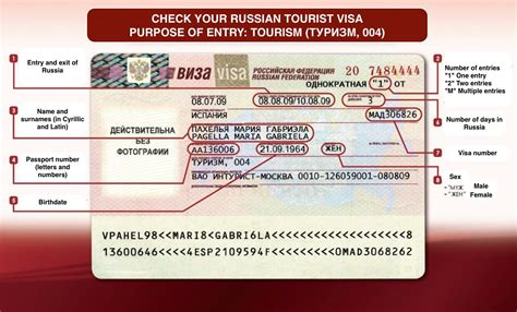 Credit Card Authorization Form Ibis How To Obtain A Russian Visa In The Usa In An Easy And