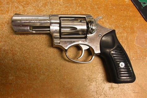 Ruger-Question How To Polish Stainless Ruger Sp101.