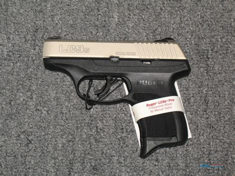 Ruger-Question How To Polish The Slide Rails On Ruger Lc9s Pro.