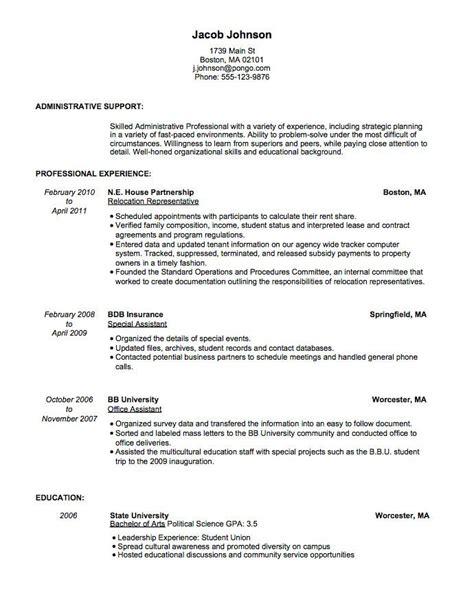 quick easy resume www scottheustis tk livecareer
