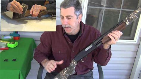 Shotgun-Question How To Put A Sling On A Single Shot Shotgun.