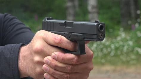 Glock-Question How To Reduce Recoil On Glock 23 Gen 4.