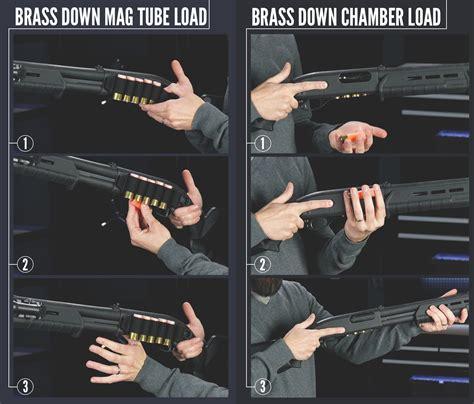 Shotgun-Question How To Reload Shotgun Like T2.