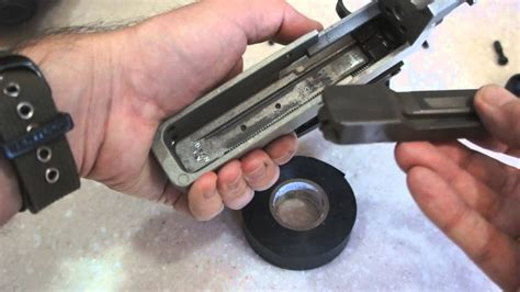 Ruger-Question How To Remove A Ruger 10 22 Bolt.