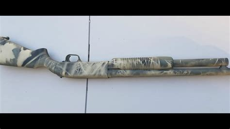 Shotgun-Question How To Remove Camo From Shotgun.