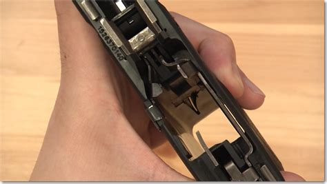 Glock-Question How To Remove Magazine Release Glock.