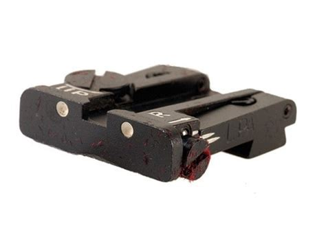 Gunkeyword How To Remove Ruger Mark 3 Rear Sight.