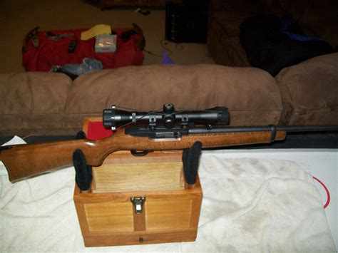Ruger-Question How To Remove The Stock From A Ruger 10-22.