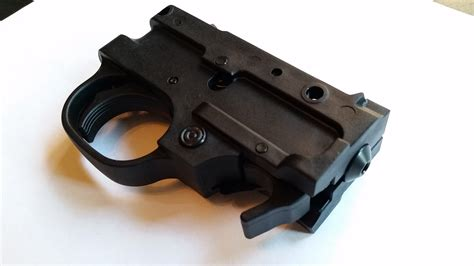 Ruger-Question How To Remove Trigger Group From Ruger 10 22.