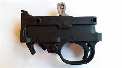 Ruger-Question How To Remove Trigger Group From Ruger 10/22